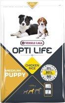 Opti Life Puppy Medium - 12.5 KG