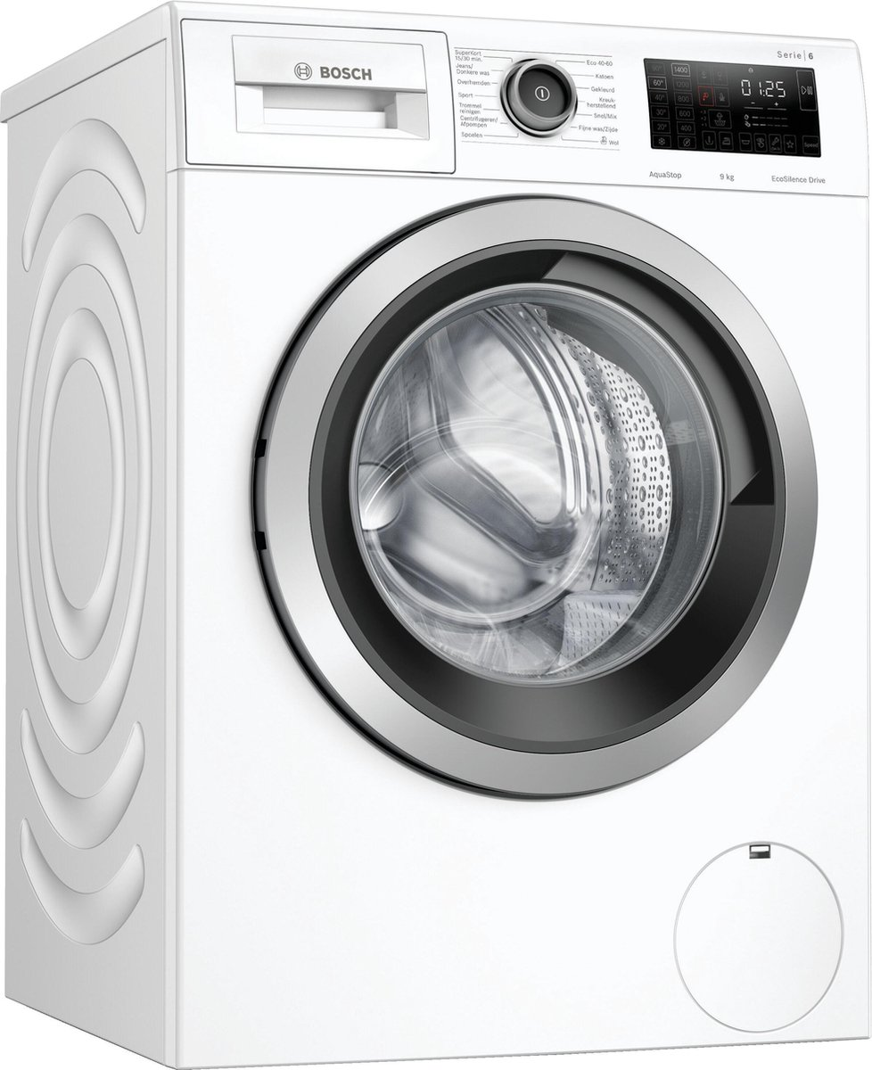 Bosch WAU28R75NL – Serie 6 – Wasmachine