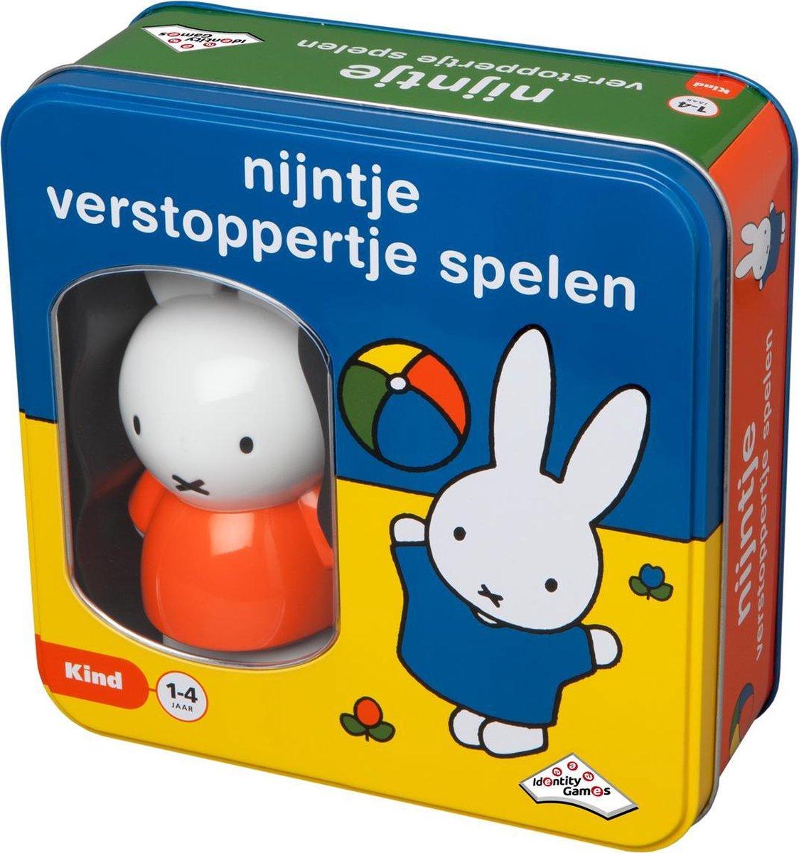 Nijntje Verstoppertje Spelen - Kinderspel - Bumba Verstoppertje Spelen