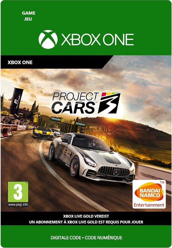 Project CARS 3 – Xbox One download