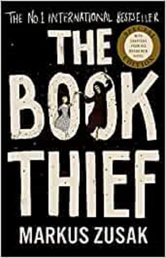 Boek cover The Book Thief van Markus Zusak (Paperback)
