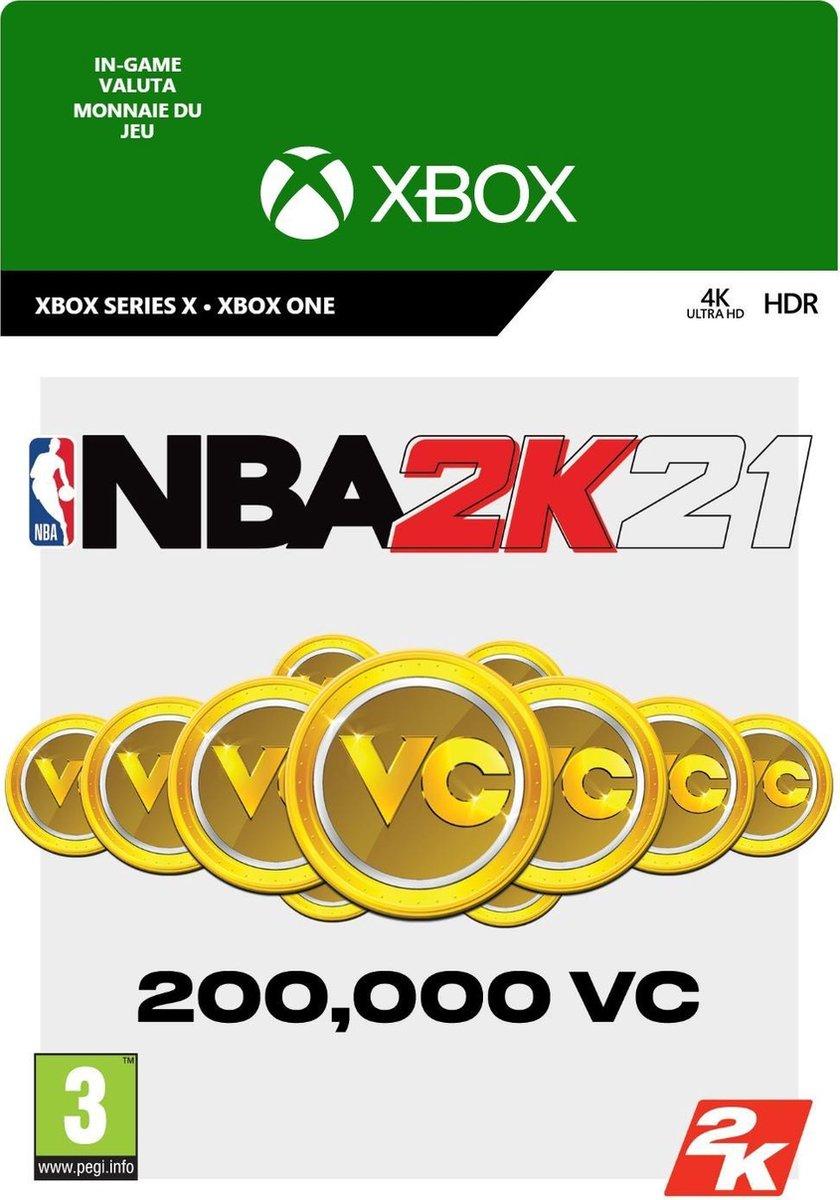 NBA 2K21: 200,000 - In-Game Valuta - Download code