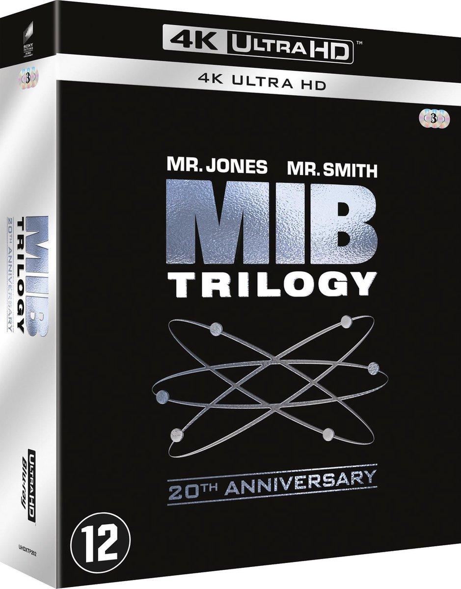 Men In Black Trilogy (4K Ultra HD Blu-ray)-