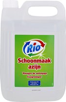 Schoonmaakazijn - Rio Schoonmaak azijn - Schoonmaakazijn 5L