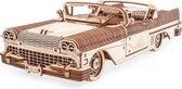 UGears Houten Modelbouw - Cabriolet VM-05 3D-puzzel