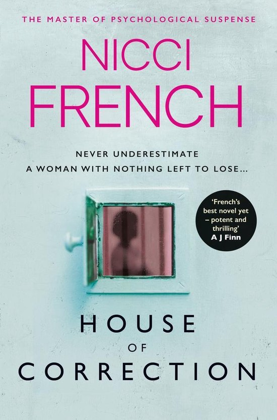 Boek cover House of Correction van Nicci French (Paperback)