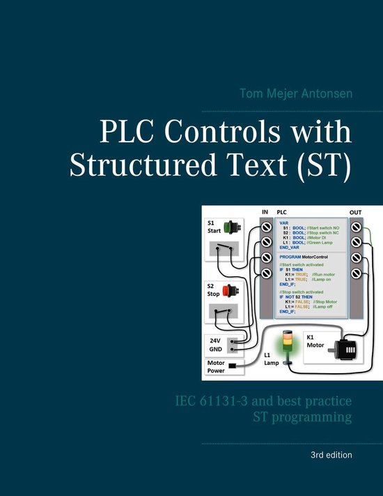 PLC Controls with Structured Text (ST), V3