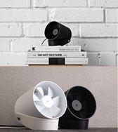 Feforza Ventilator - Bureauventilator - Tafelventilator - Wit