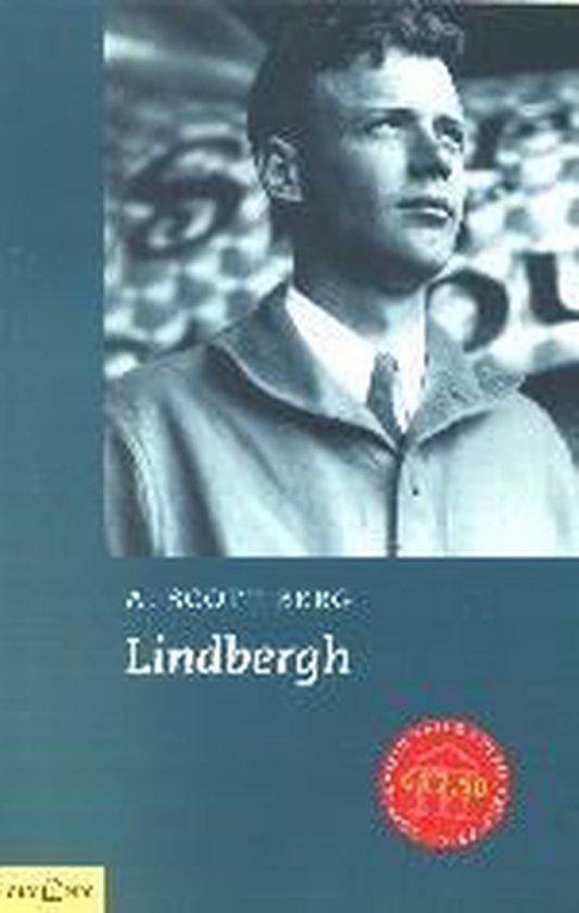 Cover van het boek 'Lindbergh'