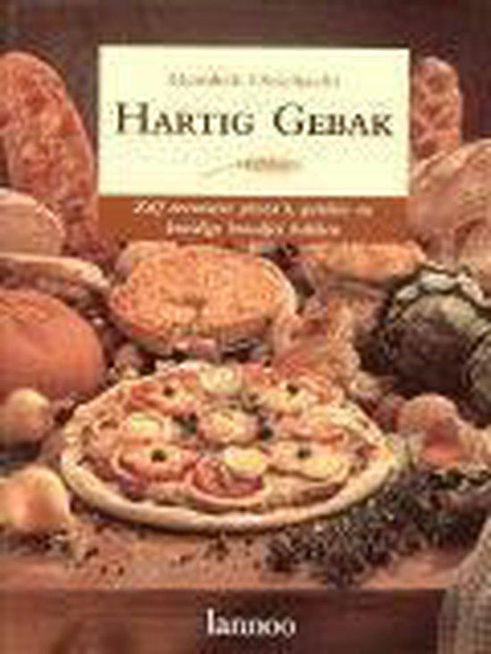 Cover van het boek 'Hartig gebak' van H. Deschacht
