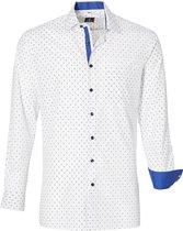 FYREN Comfort fit FYREN Heren Overhemd Maat XXL
