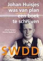 Johan Huisjes was van plan een boek te schrijven