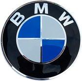 BMW motorkap/kofferklep embleem/logo 82mm [BMW 1-2-3-4-5-6-7-8-X-Z serie] 51148132375