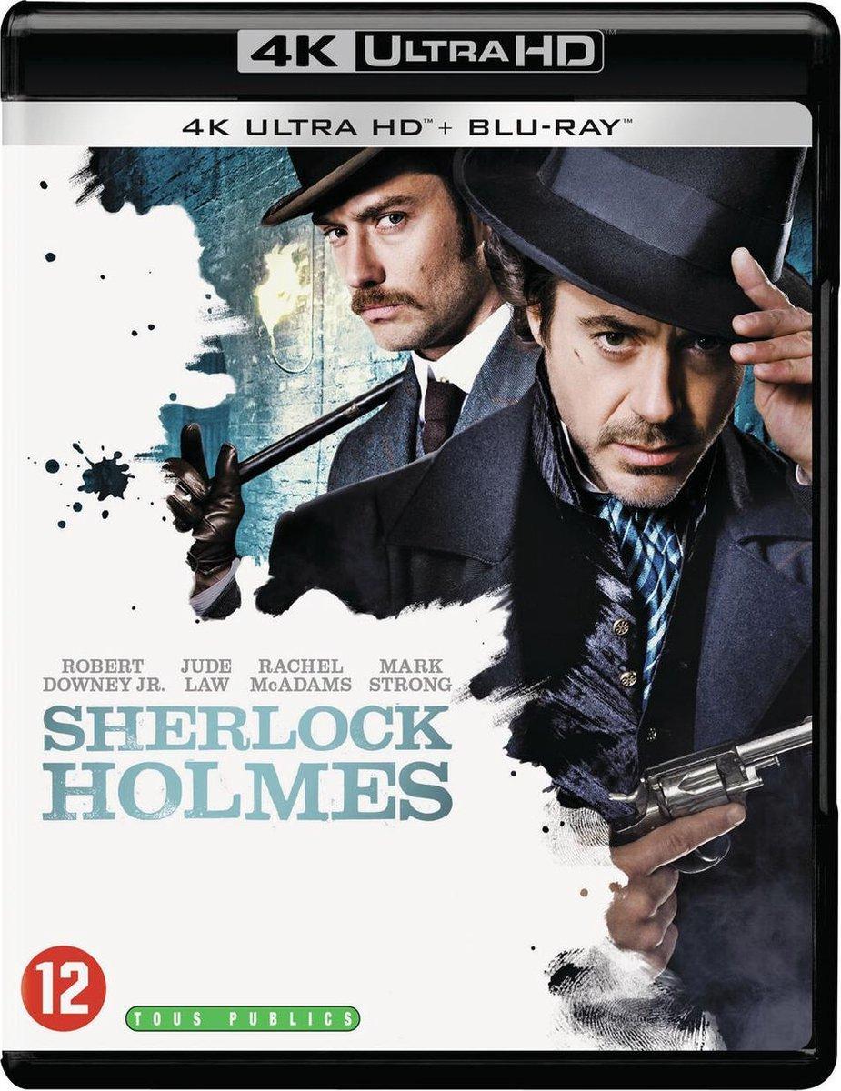 Sherlock Holmes (4K Ultra HD Blu-ray)-