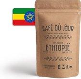 Café du Jour 100% arabica Ethiopië 1 kilo vers gebrande koffiebonen