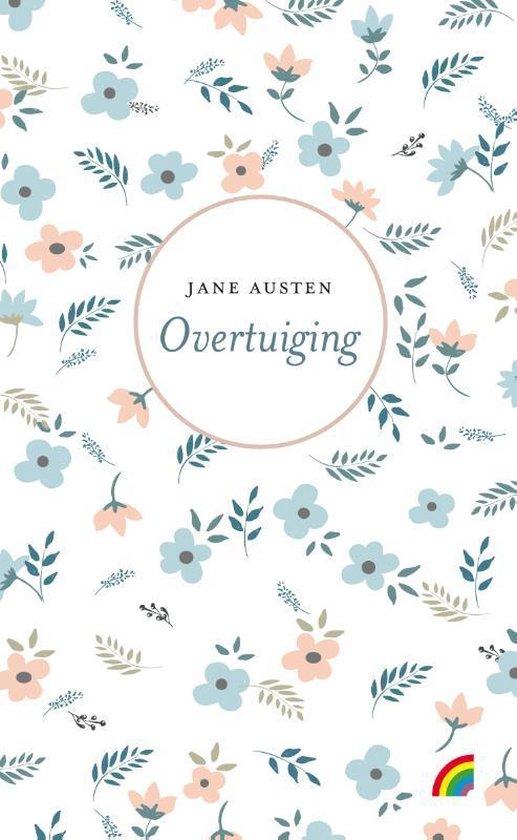 Boek cover Overtuiging van Jane Austen (Hardcover)