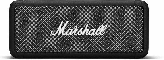 Marshall Emberton - Draadloze speaker - zwart