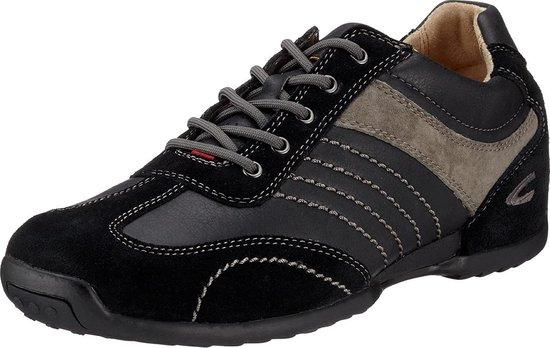 Camel Active 137.12.03 heren sneaker - zwart - maat 42