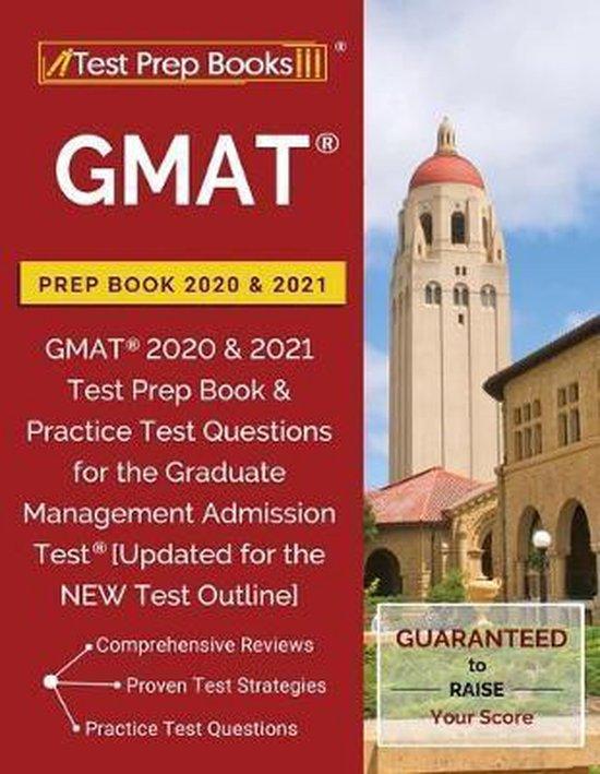 GMAT Prep Book 2020 & 2021