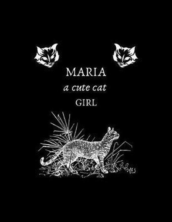 MARIA a cute cat girl