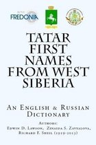 Tatar First Names from West Siberia