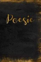 Poesie: Poesiealbum f�r Erwachsene - Geburtstagsgeschenk f�r Frauen - Freundebuch - Erinnerungsalbum M�dchen