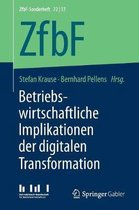 Betriebswirtschaftliche Implikationen Der Digitalen Transformation