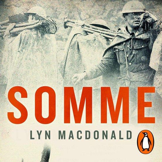 Boek cover Somme van Lyn Macdonald (Onbekend)