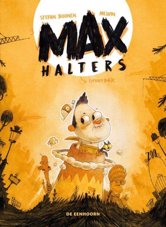 bol.com | Max Halters, Stefan Boonen | 9789462914872 | Boeken