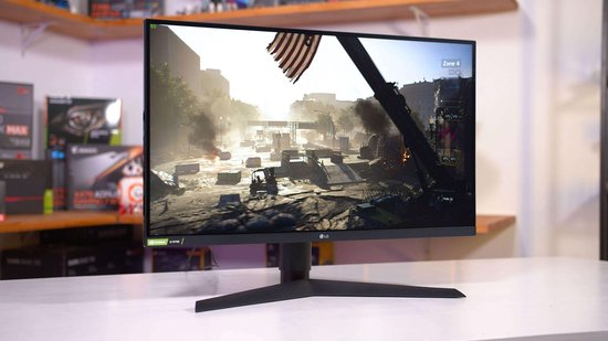 LG 27GL850 Ultragear - QHD Nano IPS Gaming Monitor - 144hz - 27 inch