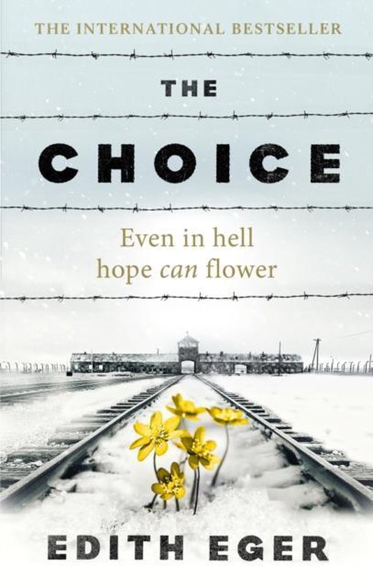 Boek cover The Choice van edith eger (Paperback)