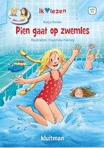 Ik ♥ lezen  -   Pien gaat op zwemles