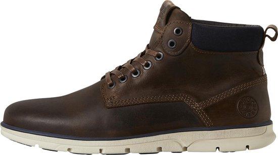 JACK & JONES Tubar Heren Sneakers  - Brandy Brown - Maat 46