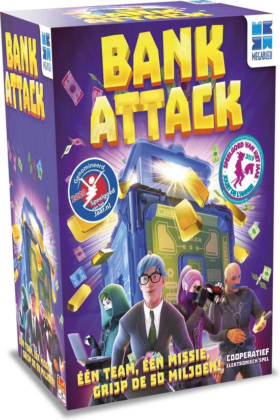 Bank Attack - Coöperatief Gezelschapsspel-Nederlandstalige versie