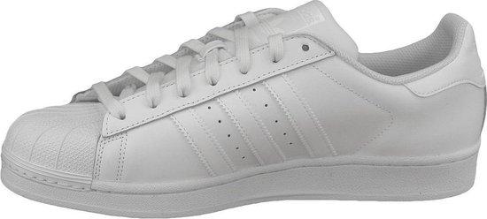 """Adidas superstar foundation b27136 wit;wit maat 38"""