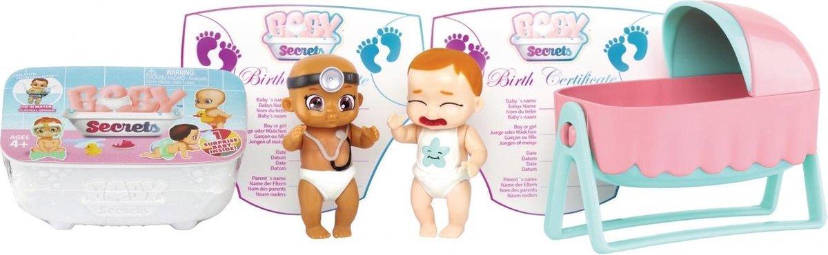 Zapf Creation Baby Secrets Speelset Assorti