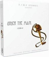 Time Stories Under the Mask - Uitbreiding - Engelstalig