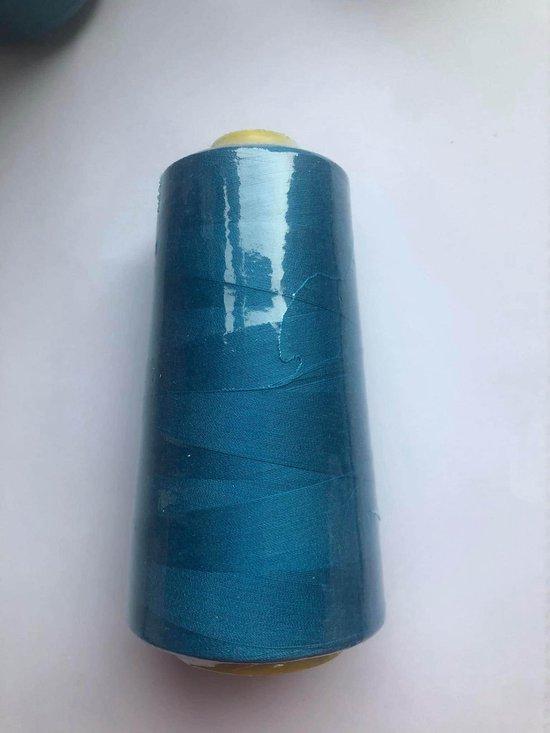 Lockgaren azuurblauw 4 stuks 3000 YARD