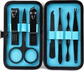 Manicure Set - Pedicure set - 7 Delige-set in nett