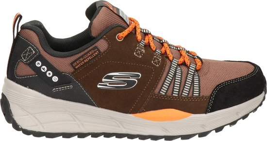 Skechers Equalizer 4.0 Trx Heren Sneakers - Brown/Black - Maat 43
