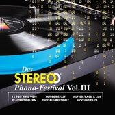 Das Stereo Phono-Festival Vol.3 (2Cd/Sacd)