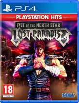 Fist of the North Star Lost Paradise (PlayStation Hits)