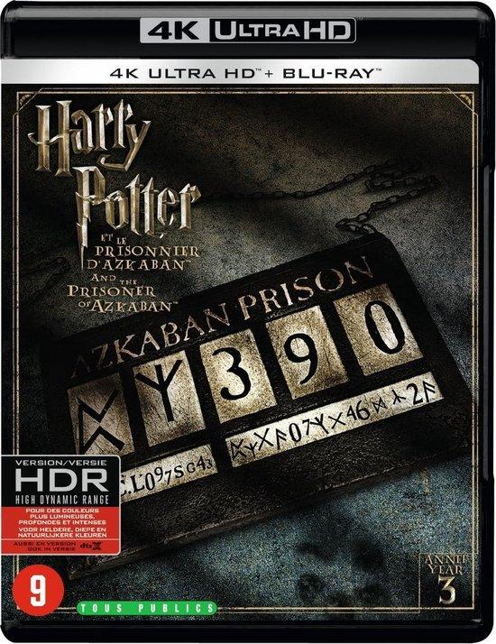 Harry Potter And The Prisoner Of Azkaban (4K Ultra HD Blu-ray)