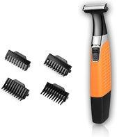 Histic Bodygroomer - Scheerapparaat - Tondeuse - Baard trimmer - Groomer - Waterdicht - Oplaadbaar - Persoonlijke verzorging - Voor mannen