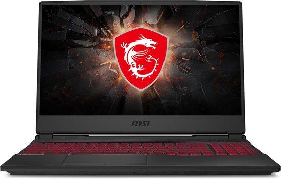 MSI GL65 10SDR-416NL Gaming Laptop - 15.6 inch - 144 Hz