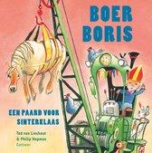 Omslag Boer Boris - Boer Boris een paard voor Sinterklaas