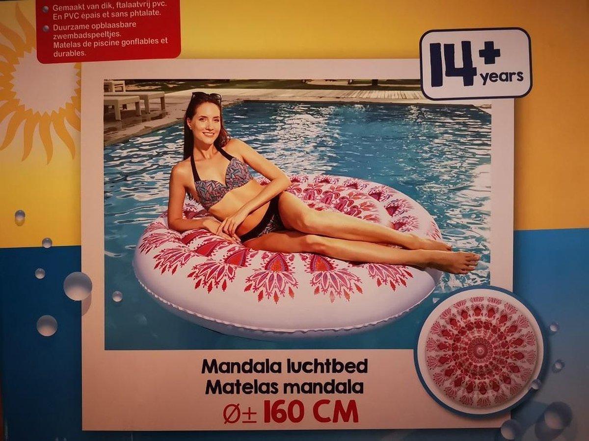 Mandala luchtbed XL, 160 cm
