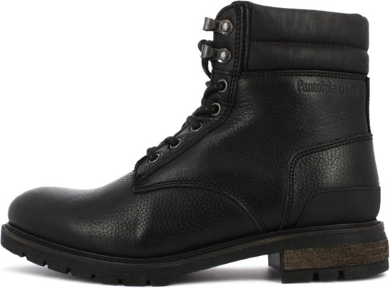 Pantofola d'Oro Levico Uomo Hoge Zwarte Heren Boots 44