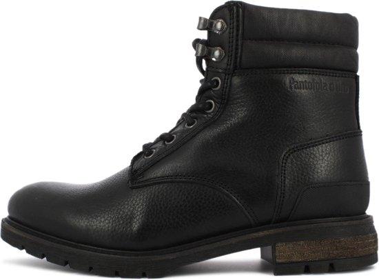 Pantofola d'Oro Levico Uomo Hoge Zwarte Heren Boots 41