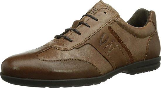 Camel Active NATIVE 392.11.03 heren sneaker - bruin - maat 42.5